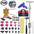 PDR инструменты вмятин безболезненный вмятин для удаления вмятин подъемный молоток для ремонта града набор инструментов