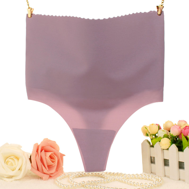 G-String ultra-thin High Waist Slimming   Panties   Seamless Control Underwear Women