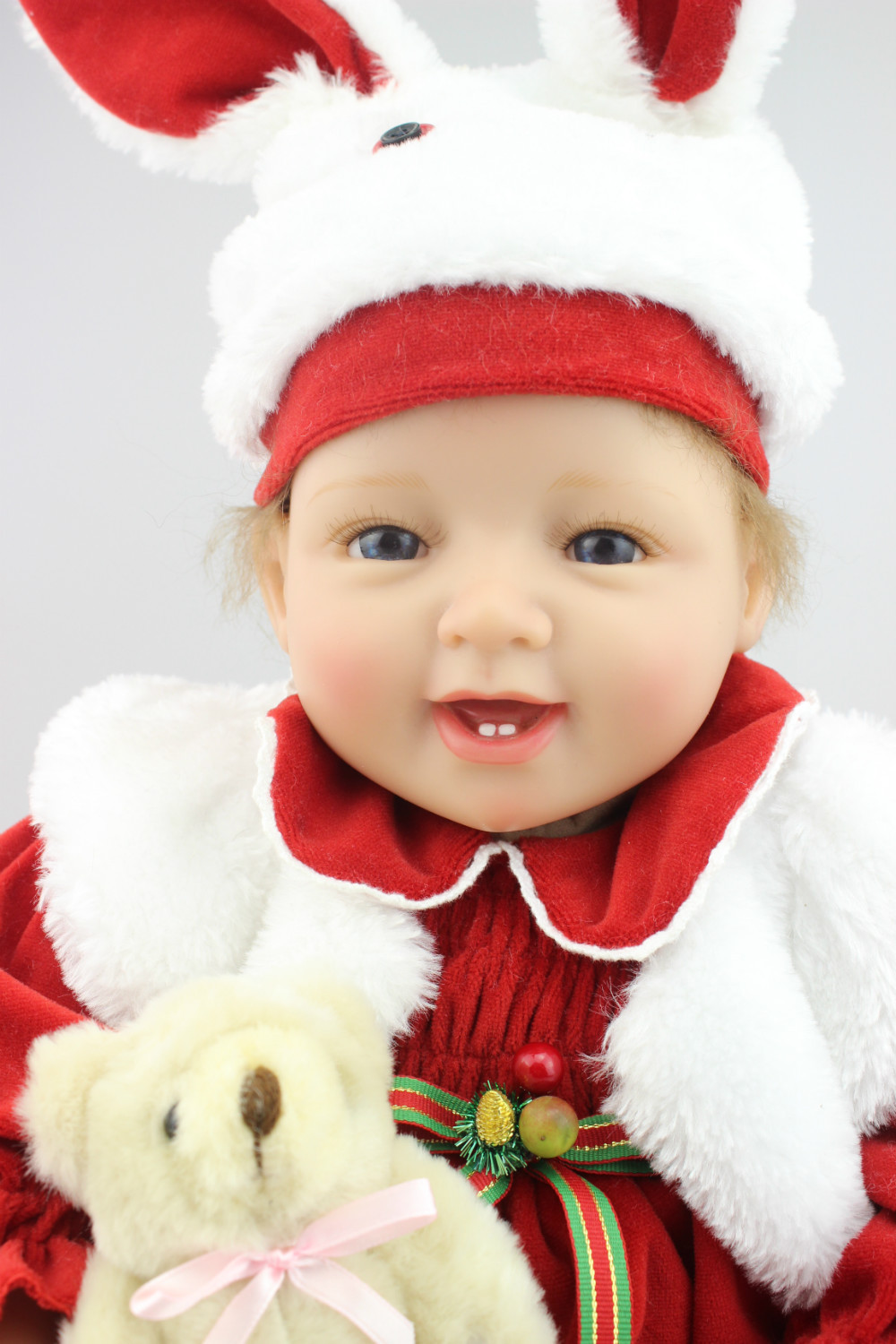 2015 NEW design hot sale lifelike reborn baby doll wholesale baby dolls fashion doll Christmas gift цена