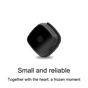 TOP HD Camera Webcam Built in battery WIFI Strong magnetic Support TF Card  Real-time viewing APP for ios Android phone