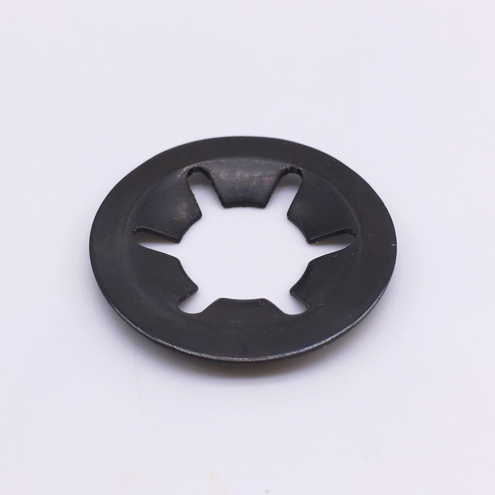Starlock Washer Puch on Fasteners M8 65Mn Black