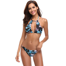 Bikini 2019 Swimsuit Beachwear Bandeau Swimming Suit Sexy Bikini Swimsuit Women Swimwear Bikini Set Push-Up Padded Bathing Suit стоимость