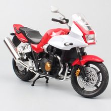 1/12 Automaxx Honda CB1300SB CB1300 Super Four Scale Motorcycle Diecasts & Toy Vehicles bike toys Replicas for kid boy collector