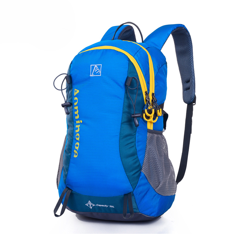 30L Waterproof Travel Backpack new Outdoor Hiking men women Rucksack Computer Backpack Camping Sports Climbing <font><b>Bags</b></font> Backpack