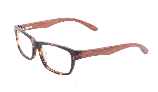 2f7aab814eac High Quality Reading Glasses Men Nature Wood Glasses Frame Eyeglasses 1.61  Anti Blue Light Computer Diopter Glasses F014