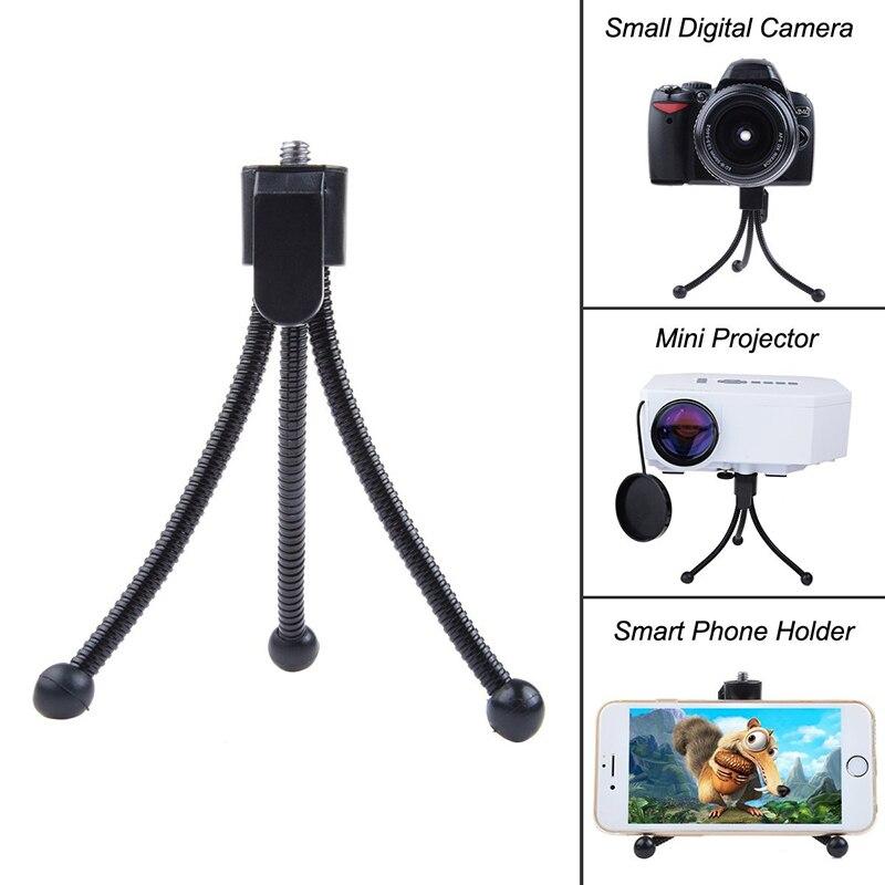 Мини-портативный фотографические путешествия штатив держатель кронштейн камеры аксессуары для цифровых фотоаппаратов Sony Canon Nikon смартфон