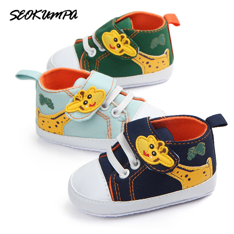 2019 Brand Baby Shoes Boys Girls Toddler