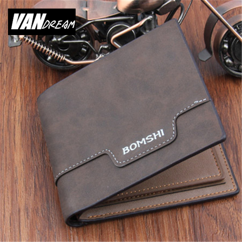 Leather short Men wallet small coin zipper famous brand 2016 hand bag luxury designer high quality money clip card dollar price european and american fashion genuine leather embossing no zipper designer famous brand luxury short section men standard wallet