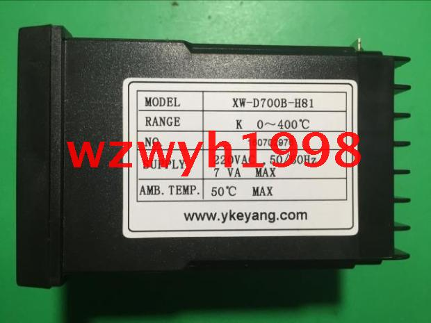 ФОТО Genuine HOPE Kexin XW-D700 Temperature Controller XW-D700B-H81 Yuyao Instrument XWD700