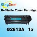 Многоразового картридж для hp Q2612A 12A 2612a для hp1020 m1005 1010 hp10 лазерный принтер