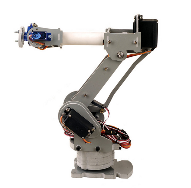 ABB IRB4400 Industrial robots scaled model 6 DOF robot arm for Teaching and Experiment софтстартер abb 1sfa896106r7000