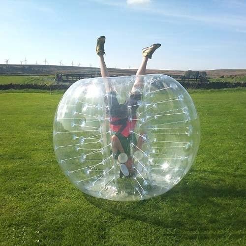 Воздушный пузырь футбол 0,8 мм ПВХ 1,7 м воздушный шарик бампера для взрослых надувной пузырь Футбол, пузырь футбол Zorb для продажи высокое каче