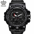 SMAEL Brand Men's Swimming Military LED Sports Watch Men Fashion Quartz Digital Watch Waterproof Watches Clock Relogio Masculino