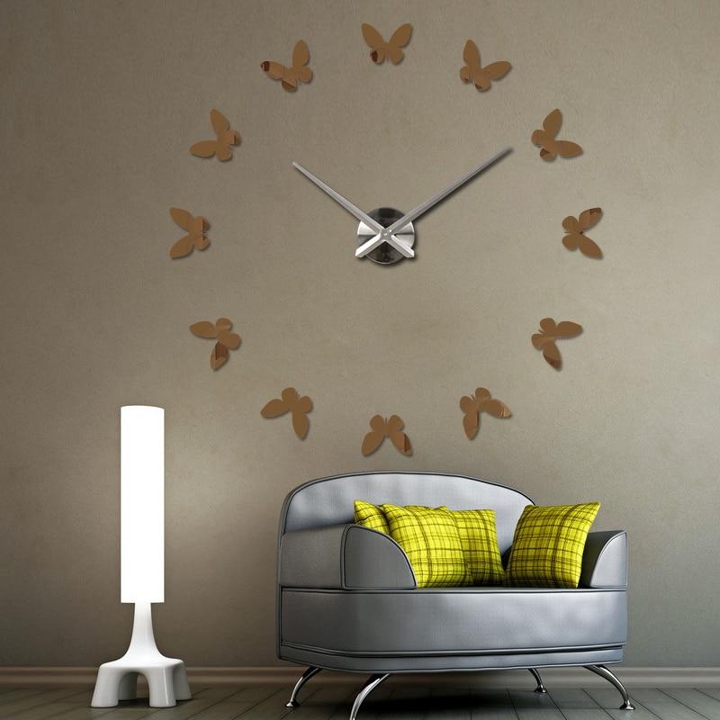 2019 ny vägg klocka reloj de pared klockor modern design Europa - Heminredning - Foto 4