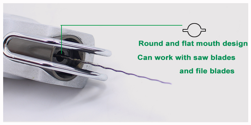 Špičková kvalita Pneumatický pilník s oscilační pilou, pilový - Elektrické nářadí - Fotografie 4