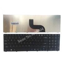 NOVO para Acer Aspire 7741 7741g 7745Z 7741Z 7745g 7735 7739 8942 8942g 7551 7551g EUA preto do teclado do portátil laptop keyboard keyboard for acer keyboard for acer aspire -