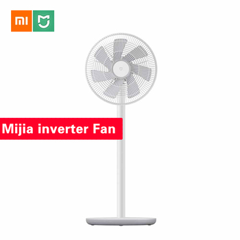 Original Xiaomi Mijia DC Frequency Standing Fan Variable Speed Inverter Saving Electricity Smart Mute For MIJIA APP Control