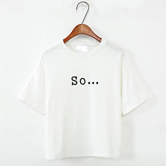Women's Loose T-Shirts