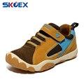 Alta Qualidade Sapatos de Crianças Meninos Meninas Impermeável Sapatos Respirável Sneakers Crianças Esporte Running Shoes Moda Casual Ao Ar Livre