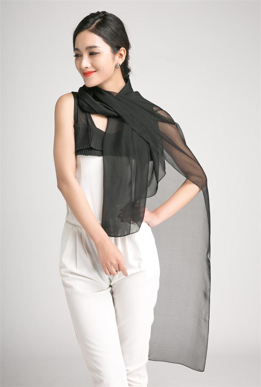 1-1silk scarf