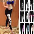 2017 New Workout Low Waist Leggings Elastic Stretch Slim fitness legging Pants Yo-ga Fitness Trousers Leggins