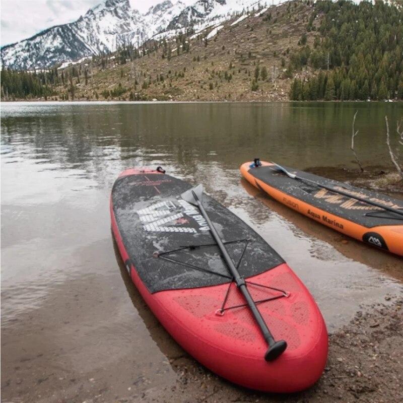 Planche de surf 365*82*15 AQUA MARINA MONSTRE planche de stand up paddle gonflable stand up paddle conseil surf kayak sport bateaux gonflables A01002 - 5