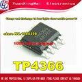 10pcs TP4366 SOP 8 טעינה ופריקה 1A ארבעה אורות להראות נייד כוח IC-בחלפים ואביזרים מתוך מוצרי אלקטרוניקה לצרכנים באתר