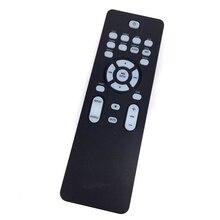 New original rc2022403/01 controlador remoto apto para philips 3139 238 17151 para o relógio aux controle remoto sistema de home