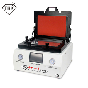 Image 3 - TBK 808 12 inch Curved Screen Vacuum Laminating and Bubble Removing Machine Laminator and Debubbler  For LCD Screen Repairing