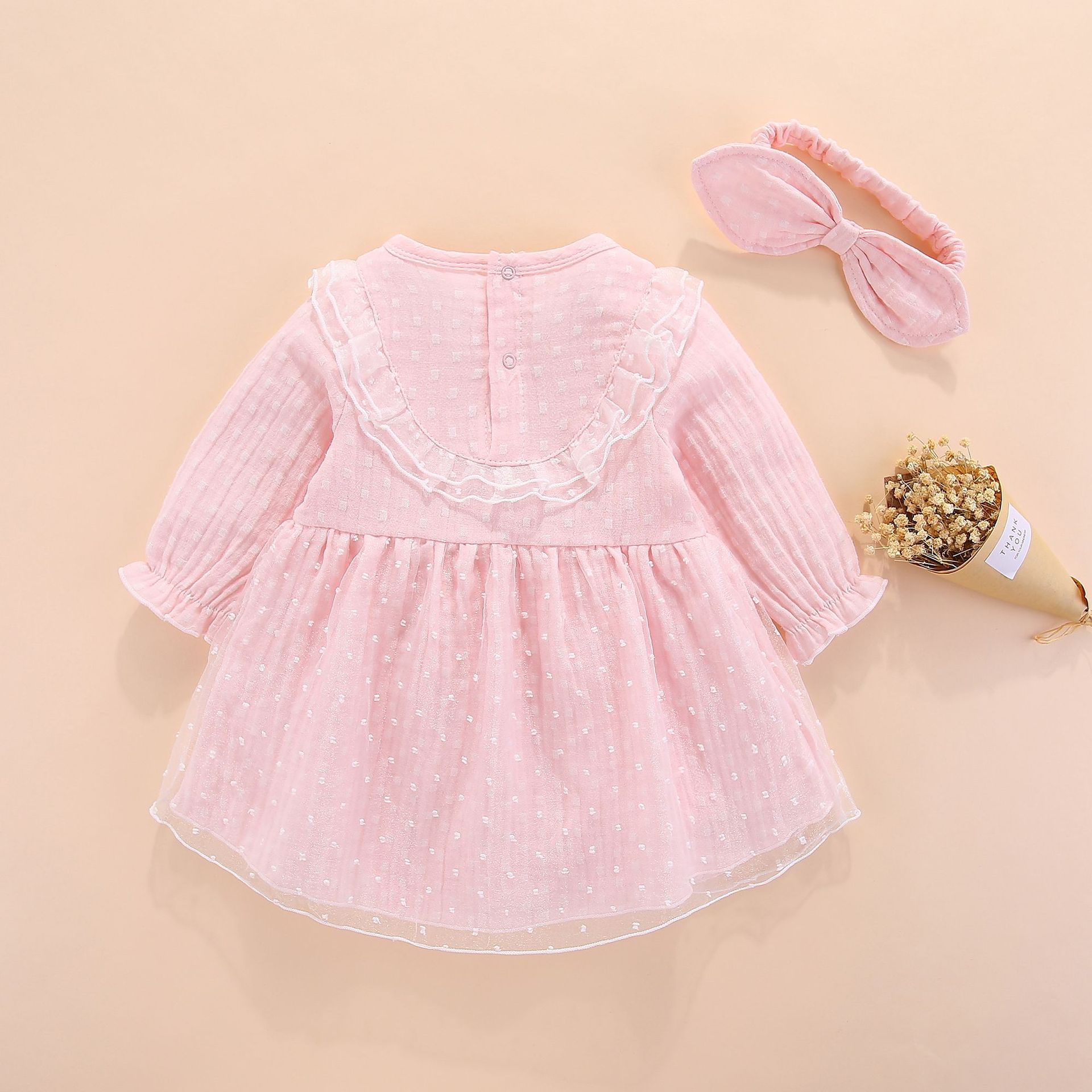 f8433f80acb0 new born baby girl clothes dresses little girls clothing sets 0 3 ...