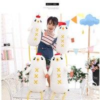 New HOT chicken pillow Plush Soft Toy Stuffed Anime Doll Kids Gift