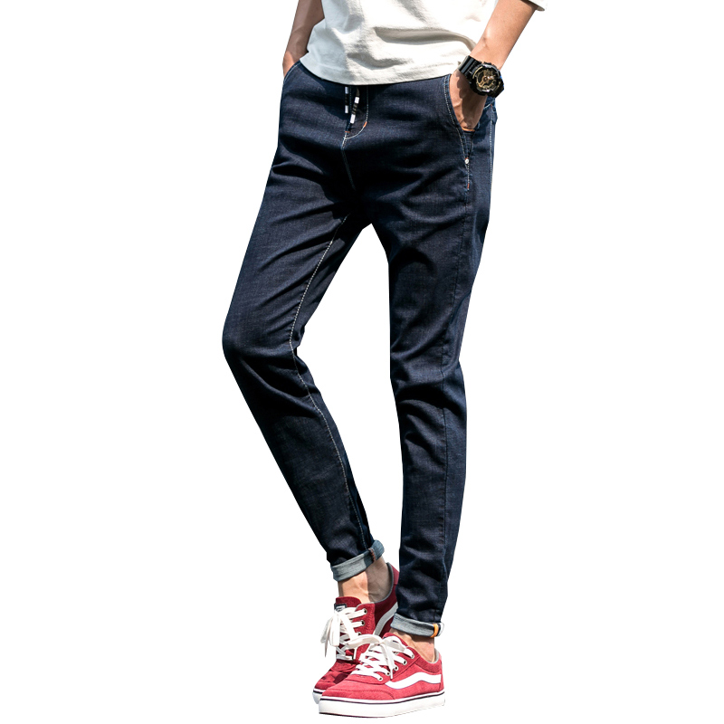 Men Jeans New Spring summer Retro Nostalgia Straight Denim Jeans Men Plus Size 28-42 Cas ...