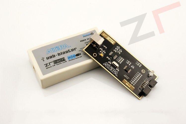 ФОТО Altera FPGA CPLD USB Blaster programmer JTAG Download Cable