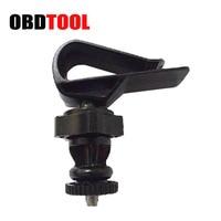 1/4'' Screw Head Car DVR Visor Mount for Digtal Camera / Sport Camera/ Car DVR 1/4 inch Auto GPS Holder Bracket JC10