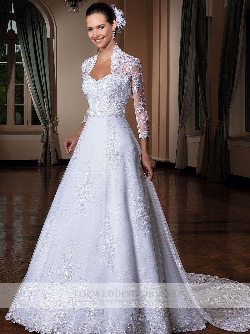 Winter Lace Wedding Dress | Dress images