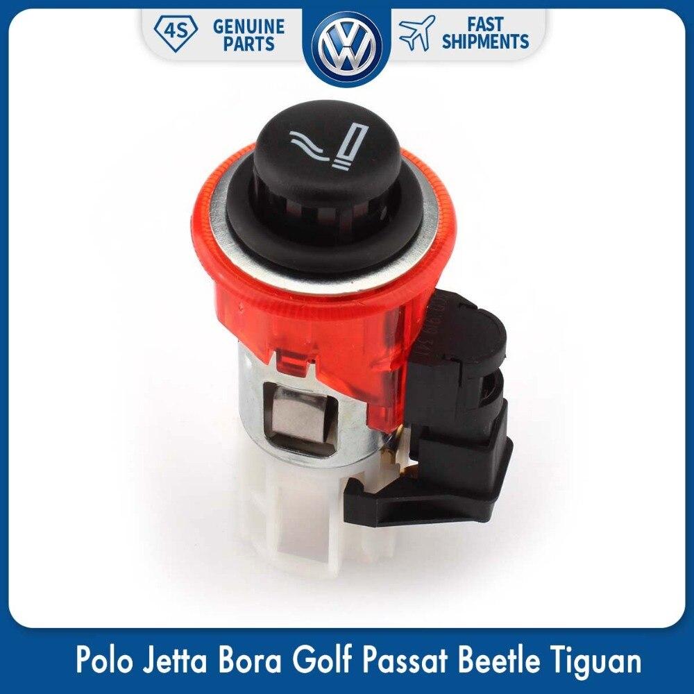 Автомобильный прикуриватель в сборе для Volkswagen VW Polo Jetta Bora Golf Passat Beetle Tiguan Touran Caddy Scirocco 1J0 919 309