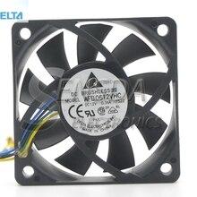 Для delta AFB0612VHC 6 см 60 мм 6013 6*6*1,3 см 60*60*13 мм 12 В 0.36A двойной шарикоподшипник Вентилятор охлаждения специальные