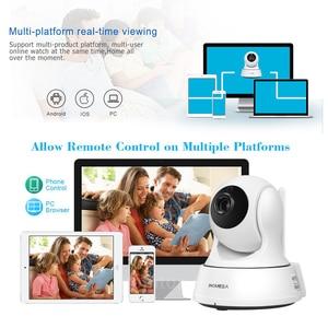 Image 4 - INQMEGA Cloud 1080P IP камера , беспроводная, автоматическое отслеживание, домашняя камера безопасности, камера наблюдения, Wifi, CCTV камера, детский монитор