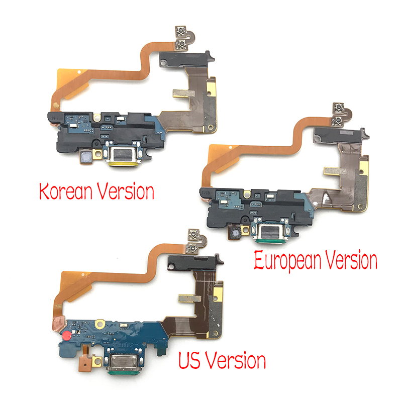 Image 5 - 10pcs/lot,For LG G7 Thinq G710 Dock Connector Micro USB Charger Charging Port Flex Cable Board With Microphone Replacement Parts-in Mobile Phone Flex Cables from Cellphones & Telecommunications