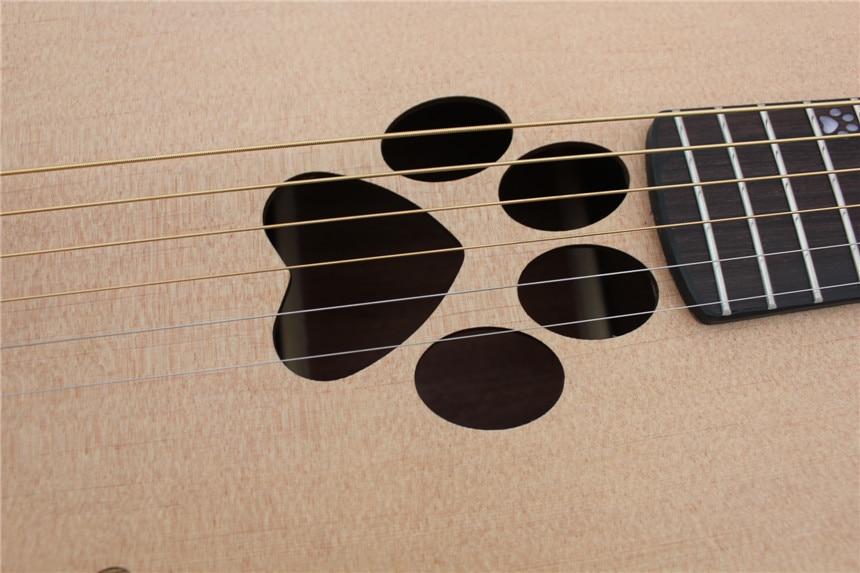 US $169 0 |Warna alami 2017 yang baru ukuran yang lebih kecil 38 gitar   Akustik yang terbaik penjual di harga ini  gratis pengiriman Pabrik  penjualan
