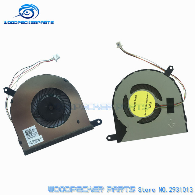 Original Laptop New For Dell For Inspiron 7778 CPU Cooling Fan DC5V 0.5A 023.1006N.0011 0A CN