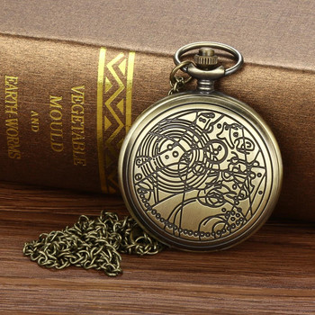 Vintage Chain Retro The Greatest Pocket Watch Necklace For Grandpa Dad Gifts 10.2