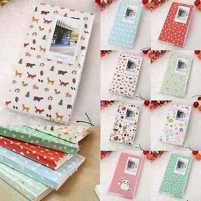 Hot 84 Pockets 1Pcs Mini Film Instax Polaroid Album Photo Storage Case Fashion Home Family Friends Saving Memory Souvenir