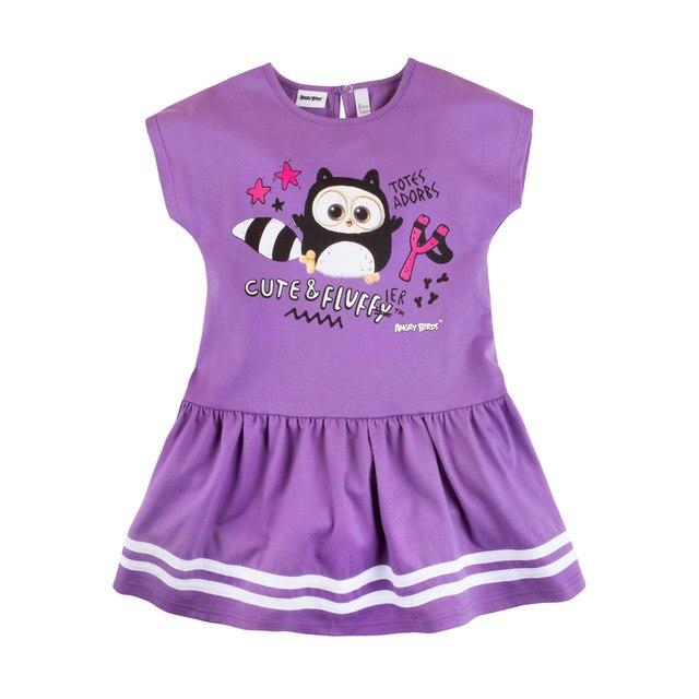 Платье 'Angry Birds' BOSSA NOVA 161АБ-161