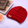 Unisex Baggy Knitted Beanie Hat Winter Casual Men Women Slouchy Ski Cap gorro Amazing Warm Winter Hat female cap DM#6