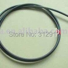 ПВХ пластиковый оптоволоконный светящийся волоконный кабель; 100 м длинный каждый рулон, 0,75 мм-20 мм Диаметр опционально
