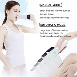 Image 5 - Lescolton T012C Icecool 4in1 IPL Depilador Hair Removal Machine Laser Epilator Hair Removal Permanent Electric depilador