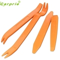 Car-styling 4pcs Auto Car Radio Door Clip Panel Trim Dash Audio Removal Installer Pry Tool jn28