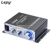 Promo offer Lepy LP-2020A 5A Black HIFI D music class have a fever level digital amplifier power delay overcurrent protection LP2020A