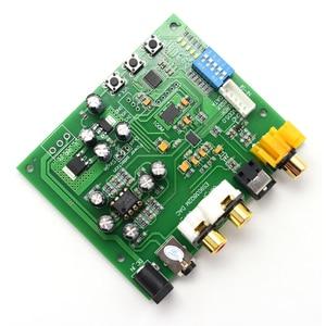 Image 3 - Lusya ES9038Q2M I2S IIS DSD apc fibra coassiale SPDIF Digital Audio DAC Decoder Board Support 32bit 384k DSD64 128 256 A9 012